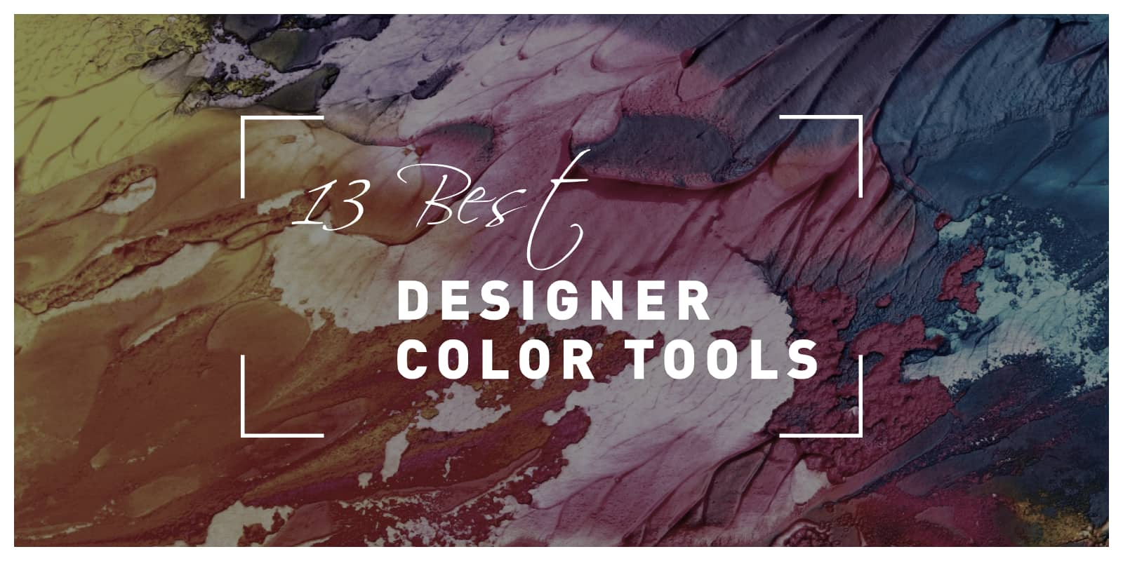 13 Best Color Tools For Designers