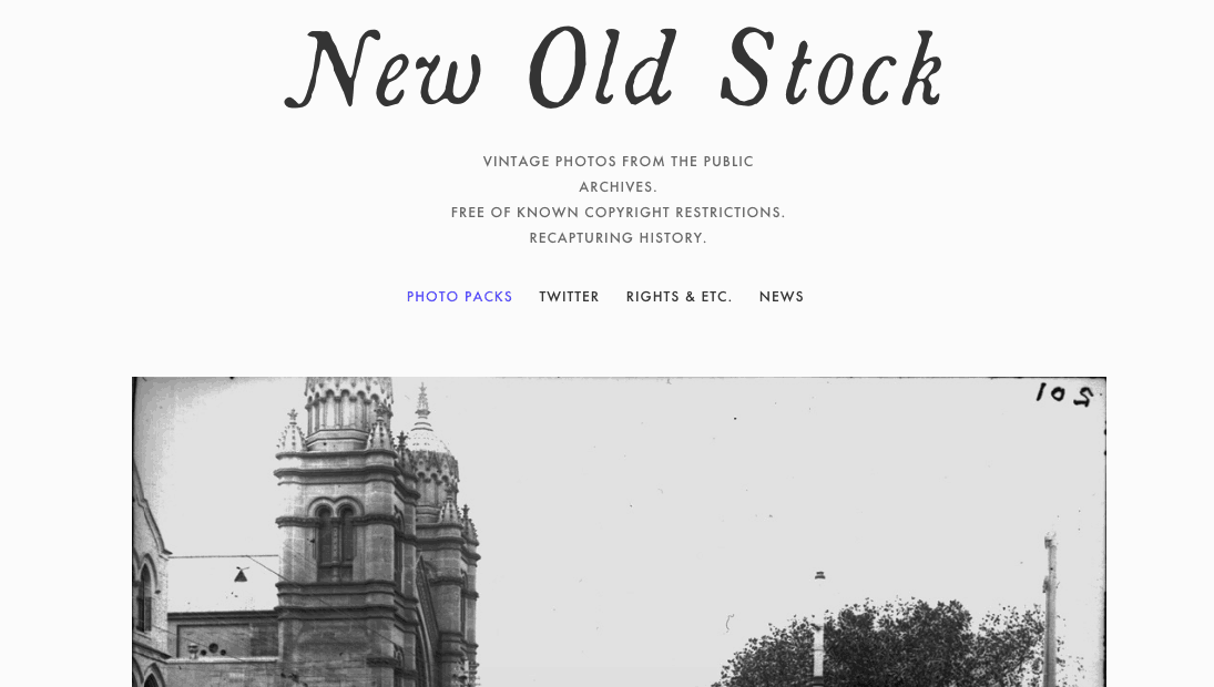 New Old Stock