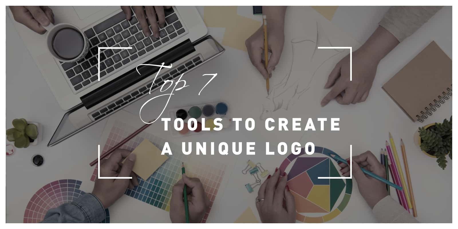 Top 7 tools to create Logo