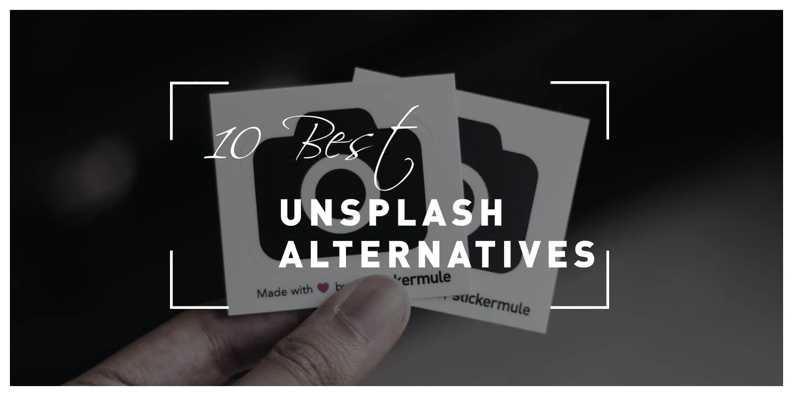 Top Unsplash Alternatives