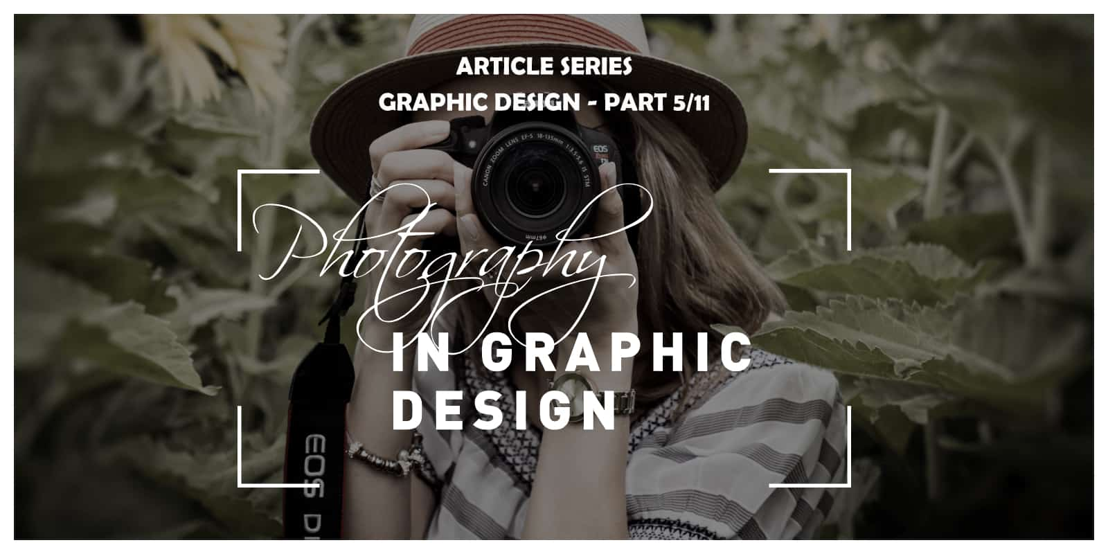 Photography in graphic design
