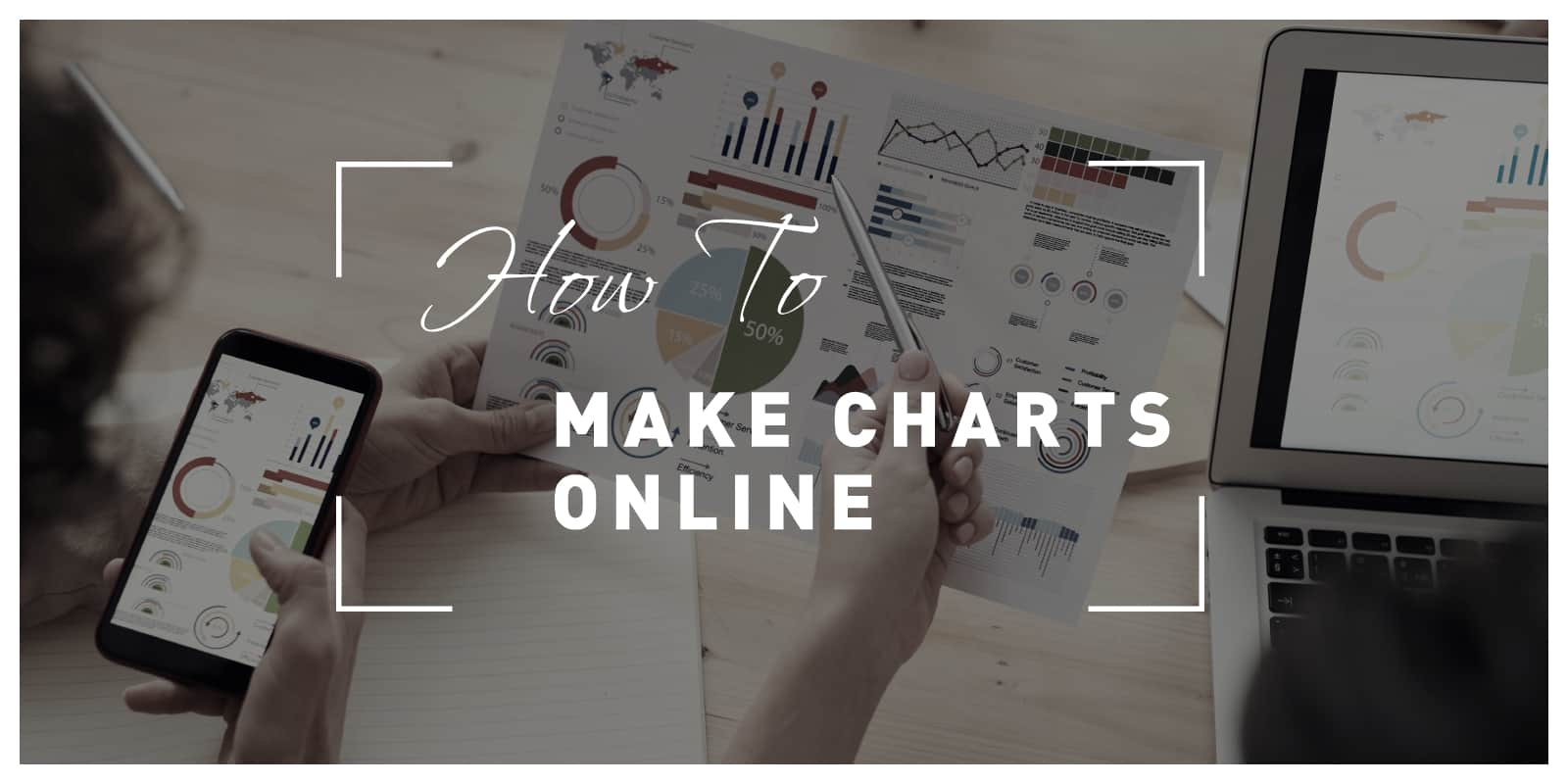 How to create charts online