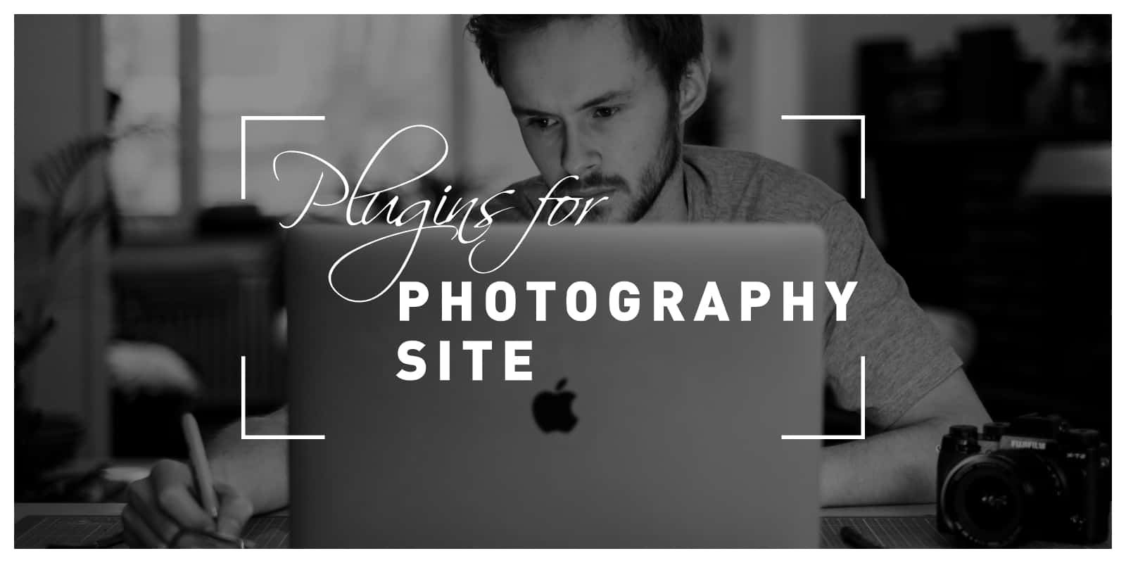 Plugins for Photography site