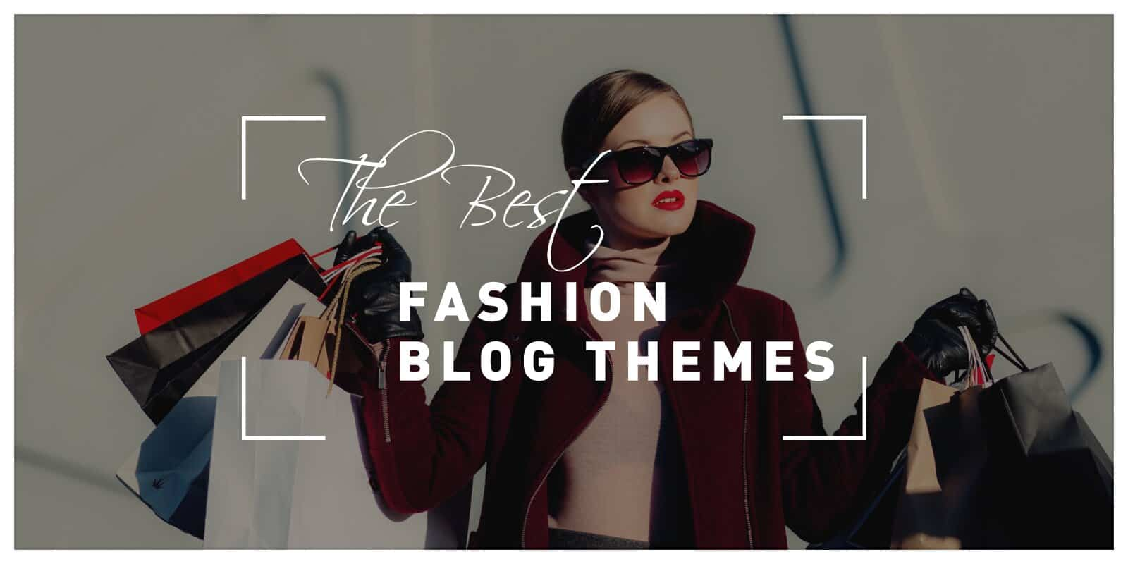Best fashion blog themes
