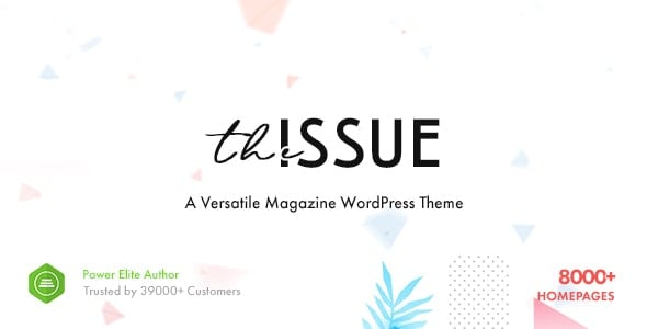 The Issue theme