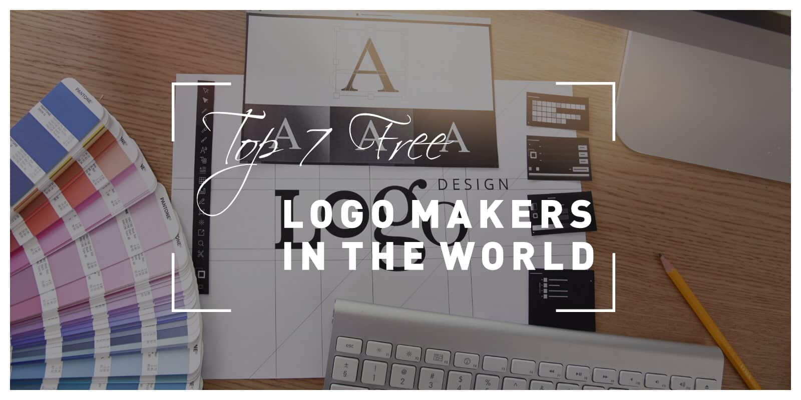 Comparing the Top 7 Free Logo Makers in the World